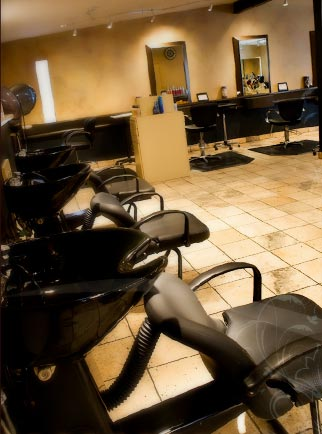 Beauty salon in Tucson