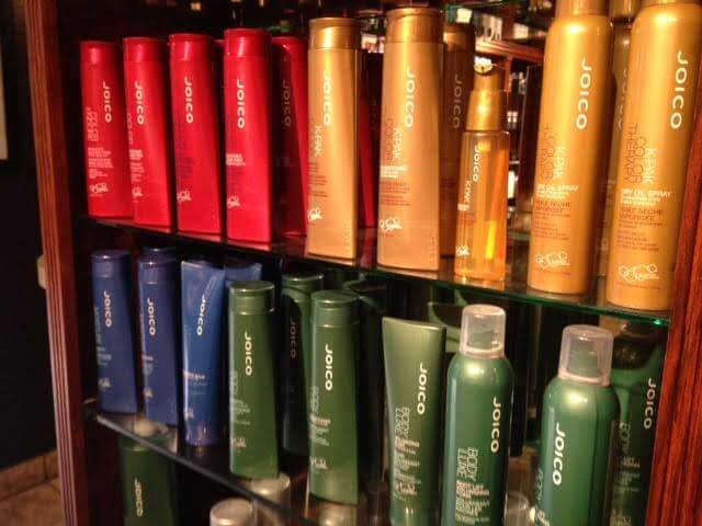Scalp hair care products