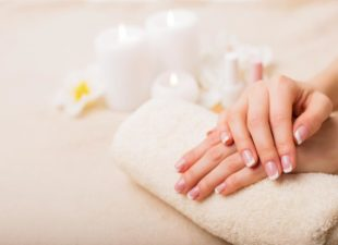 Tucson's specialists in French gel manicures, Salon Nouveau